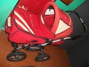 Продаётся  коляска - трансформер (зима/лето)
