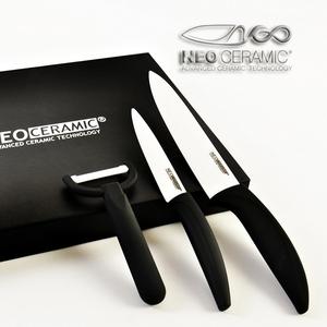 Набор керамических ножей NEO CERAMIC с овощечисткой