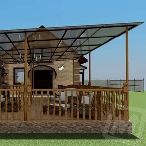 Строительство дач,  бань,  беседок,  навесов,  козырьков,  гаражей.