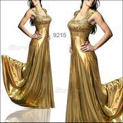 Коллекция роскошных вечерних платьев